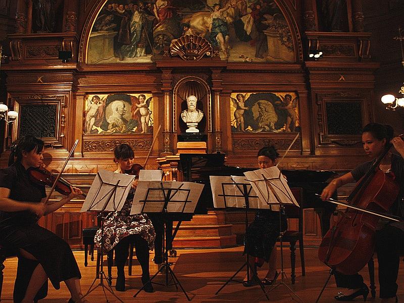 Image result for alte aula heidelberg concert
